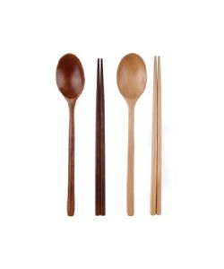 Wooden Spoon & Chopstick