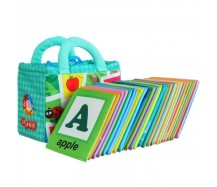 Lala Baby - Alphabet Learning Cloth Book