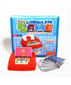 Spelling Literacy Fun Game