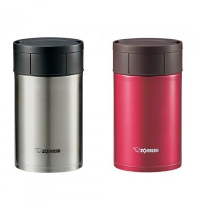 Zojirushi Food Jar SW-HAE55 550ml + One Touch Mug SM-SD48 480ml