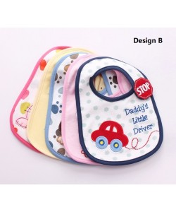 Carter's Three Layer Waterproof Baby Bib