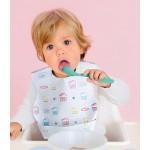 Disposable Waterproof Baby Bibs