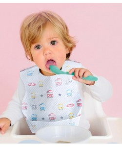Disposable Waterproof Baby Bibs