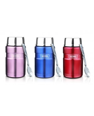 Thermos 710ml Stainless King Food Jar with Spoon SK-3022