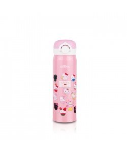 Thermos 500ml Hello Kitty Ultra Light Flask JNR-500KT(45TH)